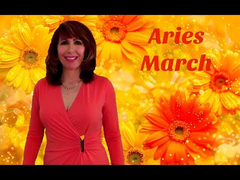 Aries March Astrology Instant Attraction & It's Mutual