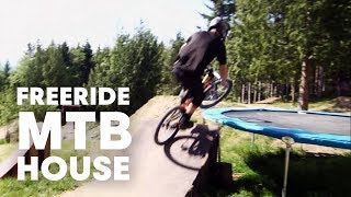 Ultimate freeride MTB house | Life Behind Bars: S1E1