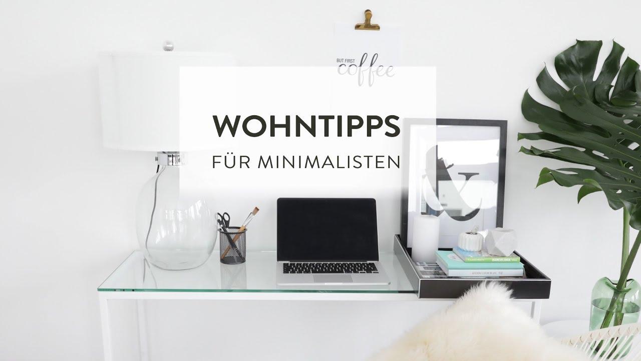 Wohntipps Für Minimalisten | WESTWING DIY Tipps