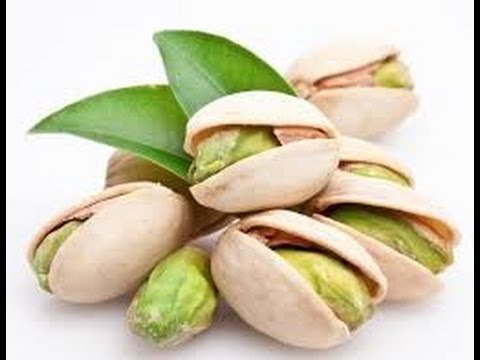 Pistachios  Benefits and nutrition properties