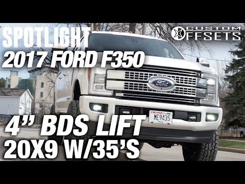 Spotlight - 2017 Ford F350, 4