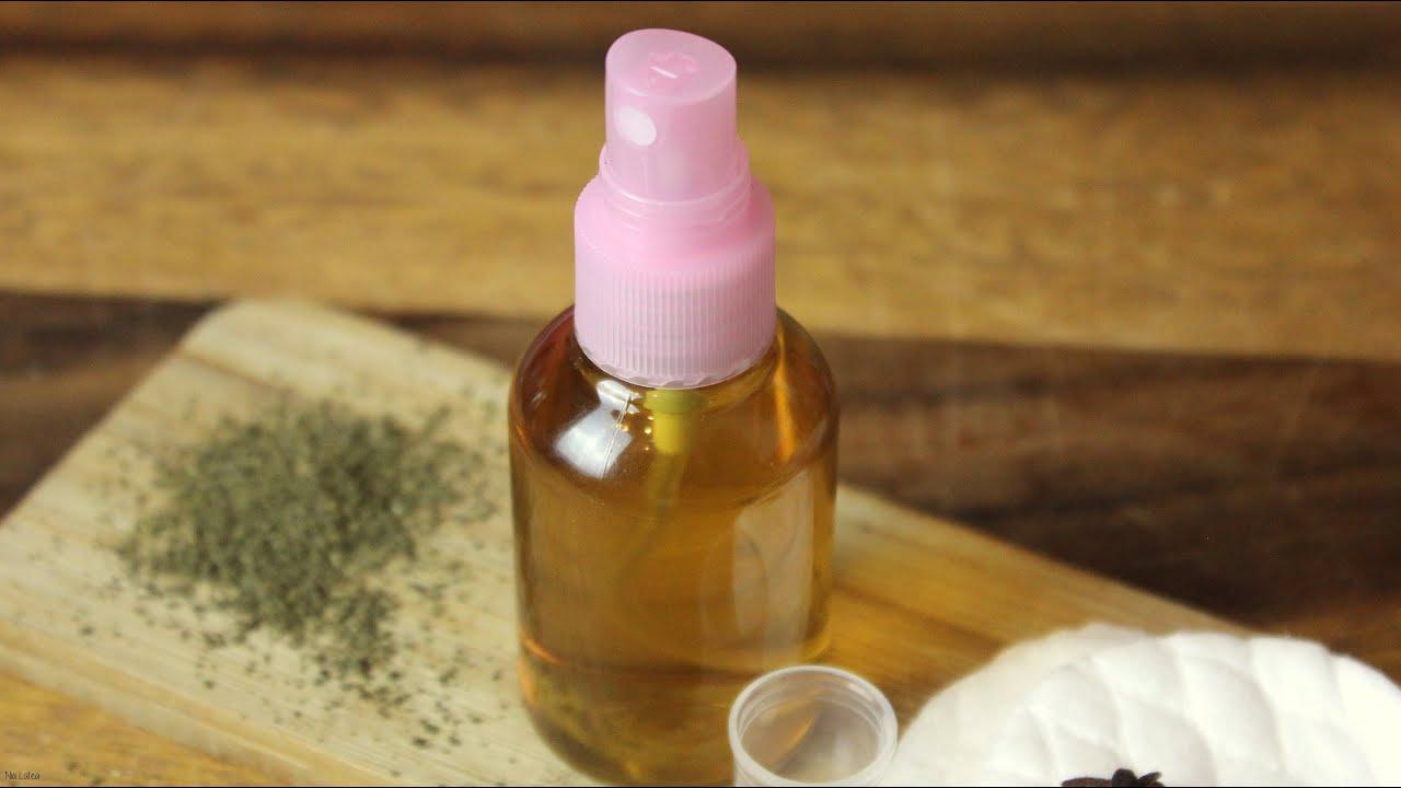 Selbstgemachtes Naturheilmittel aus Tee| Salbeispray I gegen ...