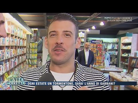 Francesco Gabbani e la sua scimmia all'Eurovision Song Conte