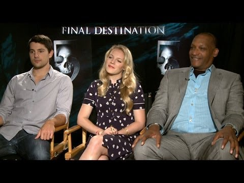 Tony Todd, Emma Bell and Nicholas D'Agosto Interview