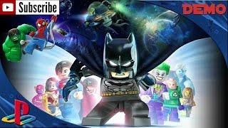 ★DEMO★ 【Gameplay】 ☆ LEGO Batman 3: Beyond Gotham ☆ 【english】