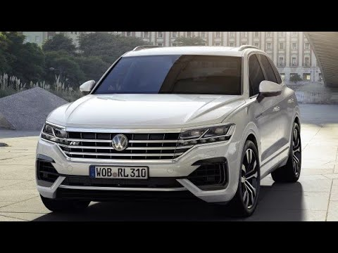 2018 volkswagen touareg specifications features details