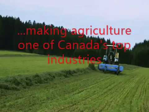 Why Invest in Canadian Agriculture?