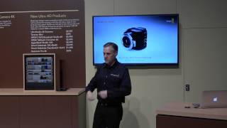 NAB 2015: Blackmagic Design CEO Grant Petty