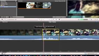 How to Mute and Bleep Out Sections of within Video Using iMovie