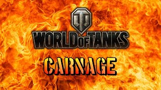 World of Tanks - Carnage
