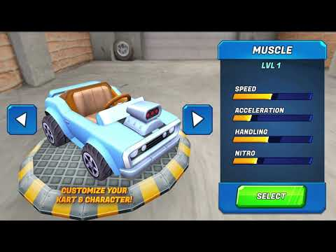 Boom Karts - For Pc - Download For Windows 7,10 and Mac