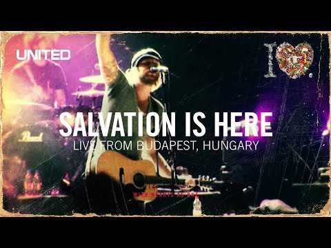 Salvation Is Here - iHeart Revolution - Hillsong UNITED