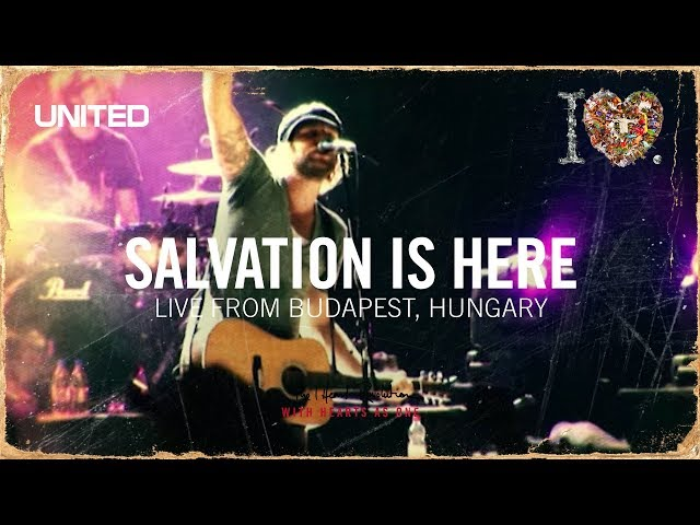 Salvation Is Here - iHeart Revolution - Hillsong UNITED