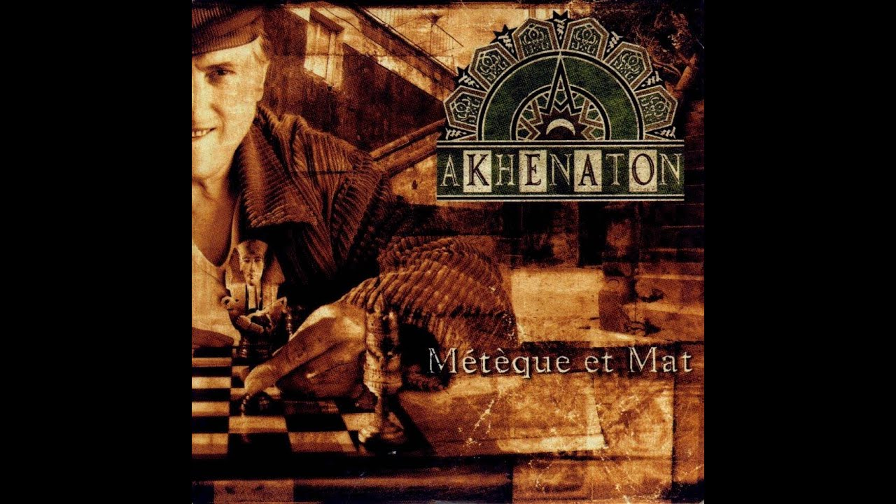 album akhenaton