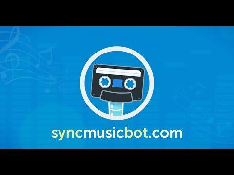Sync Music Bot