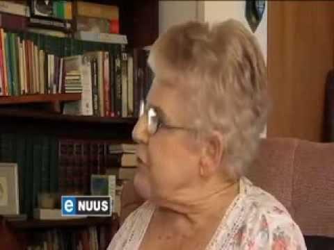"""Amira Willighagen - Ouma Elsa - """"Sy is nou die hele wêreld se besitting"""" - 2/11/2013"""