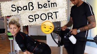 MEIN SCHATZ MACHT MICH FERTIG ☆ Sarah Nowak macht Sport