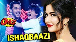 ZERO का FIRST SONG Ishaqbaazi - Salman, Shahrukh, Katrina Kaif को PRODUCER बनायेंगे Salman Khan