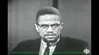 brother malcolm with pierre berton on front page challenge (19 January 1965)