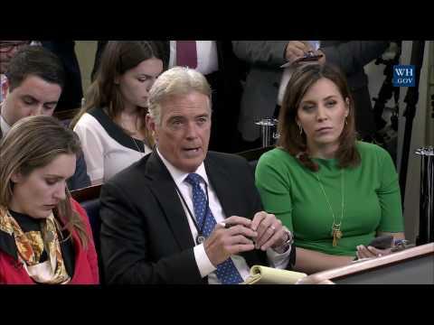 4/19/17: White House Press Briefing