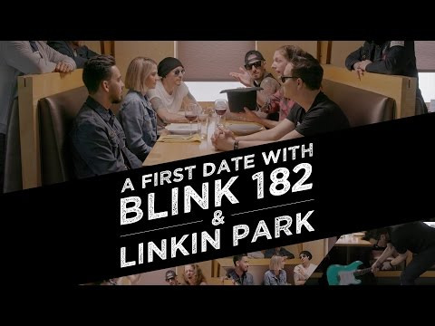 A First Date with Blink 182 & Linkin Park