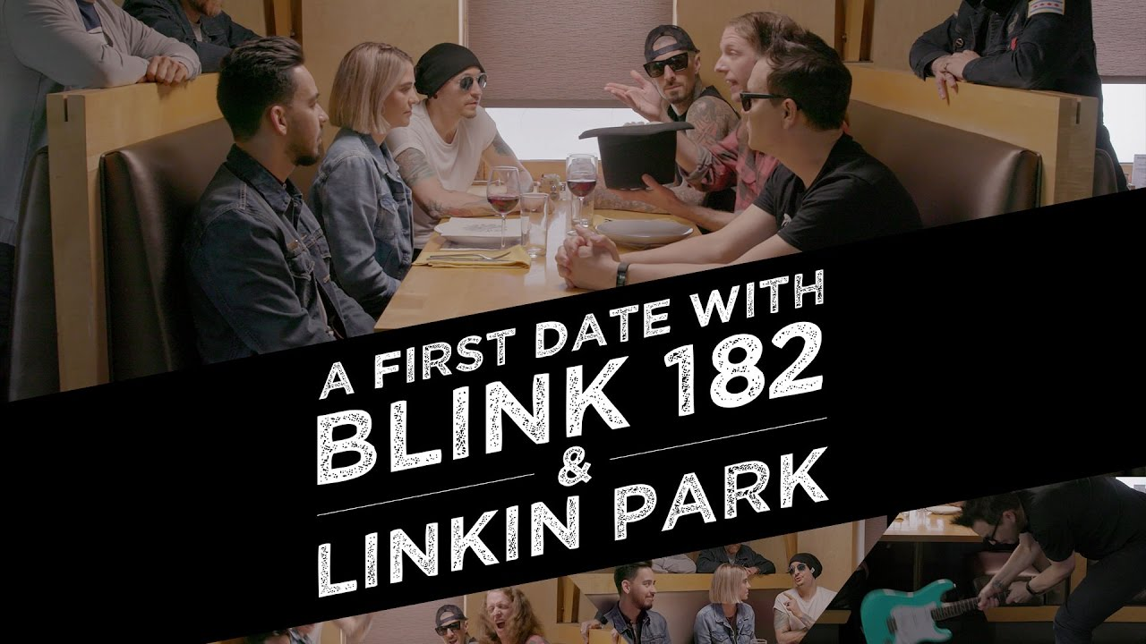 Image Result For A First Date With Blink Linkin Park Funny Or