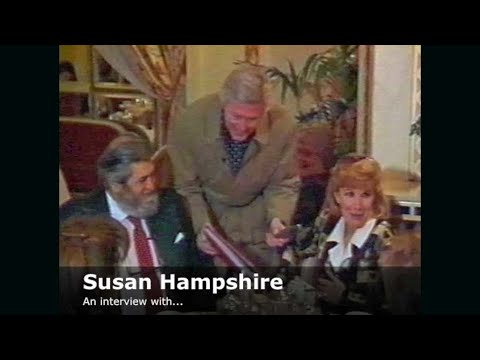Susan Hampshire recalls This Is Your Life