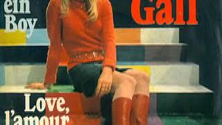 France Gall - Was will ein Boy