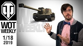 World of Tanks Weekly #99 - Soldier of WoT