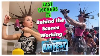 BTS Working 🎥 BAYFEST SAN DIEGO: Dirty Heads, Sublime w/Rome, Fortunate Youth, The Aggrolites 🎶