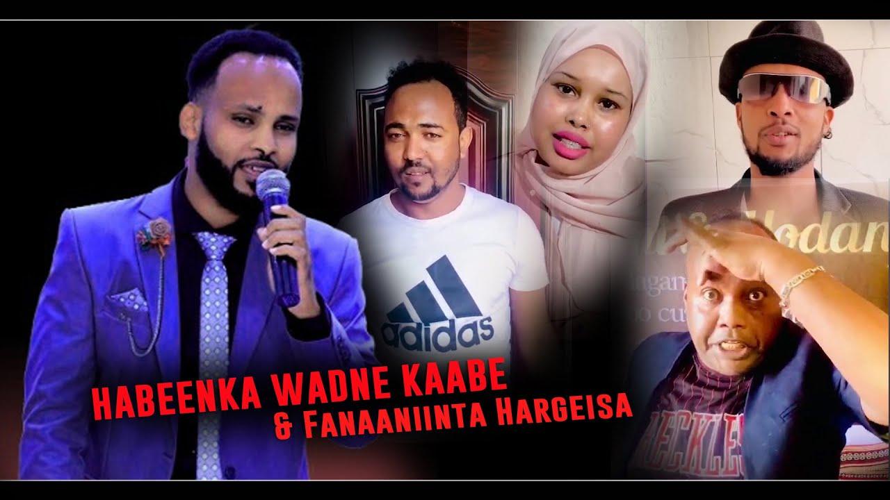 SHOWGA WADNEKAABE & FANAANIINTA HARGEYSA JUMEIRA HALL 08 MARCH 2021