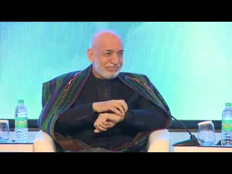 Raisina 2019 | In Conversation | Hamid Karzai and Ashok Malik