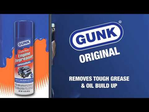 How To Degrease Engine - Original Degreaser