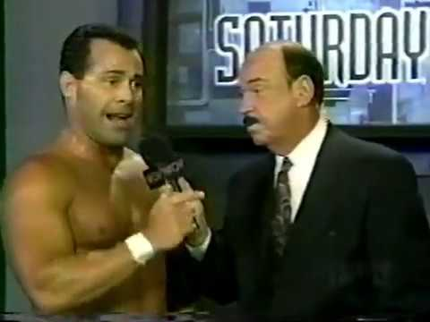 Dean Malenko vs. Dave Taylor (07 27 1996 WCW Saturday Night)