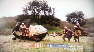 Deadliest Warrior: Hannibal vs Genghis Khan