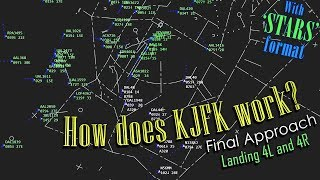 How does New York-Kennedy (Final Approach) work?   Landing 4s