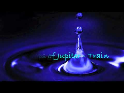 drops of jupiter lyrics train youtube