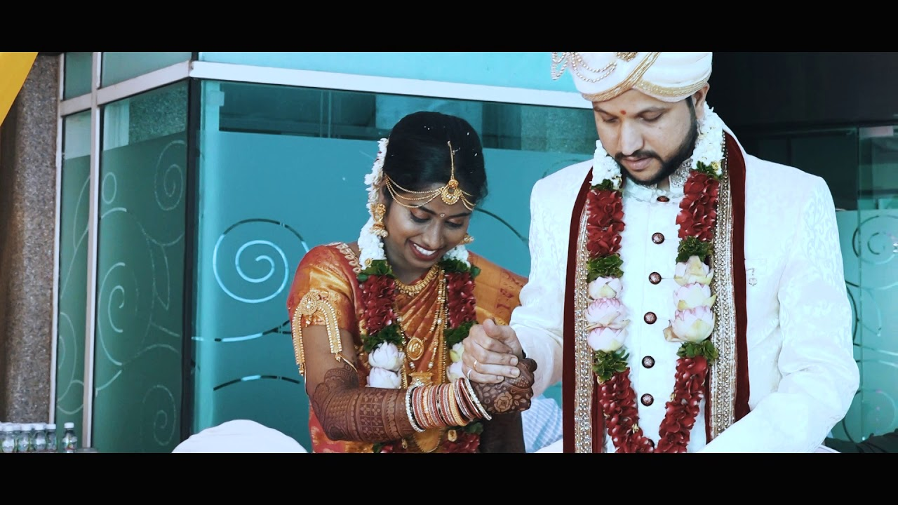 Mamta Harish Traditional Wedding Highlights