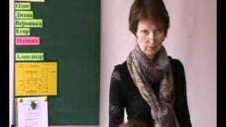 Урок эйдетики в частной школе