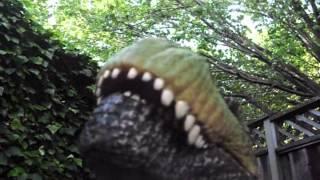 Dinosaur Attack (Scrapped Version) Final Fight Scene