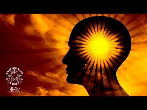 963Hz Music: experience Oneness, reconnects with light & spirit, healing frequency music ☯2583