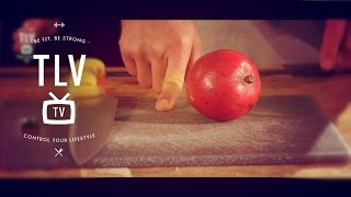 Tip: Eenvoudige manier om je mango te pellen!