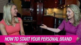 How to Start Your Personal Brand   Christy Wright with Kelsey Humphreys