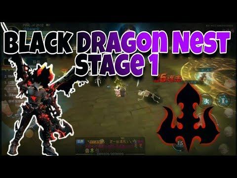 #Tips&Trick BDN Stage 1 || Dragon Nest Mobile