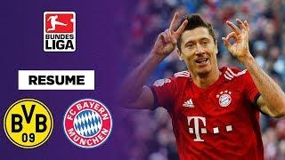 Résumé : Le Bayern fracasse Dortmund dans le Klassiker !