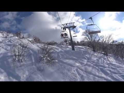 白馬岩岳スキー場 中央高速リフトposted by Immarmowenellhc