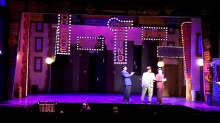 Fugue For Tinhorns - Guys and Dolls, Ball State University 2013