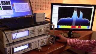 This demo shows the dynamic range of the SDRplay RSP for WFM on VHF...