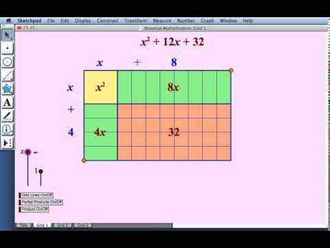 algebra tiles worksheet