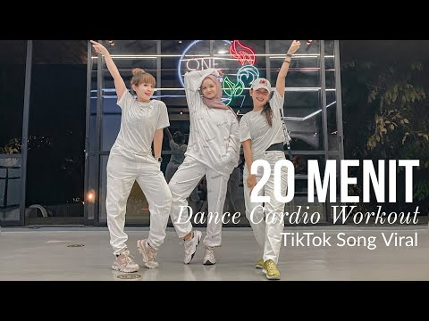20 Menit Tiktok Dance Cardio Vol. 1 Workout NonStop Bikin Langsing Bakar Lemak